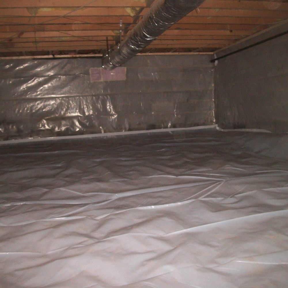 Crawl E Insulation Gary Spotts